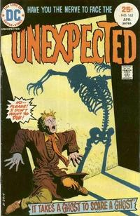 Cover Thumbnail for The Unexpected (DC, 1968 series) #163