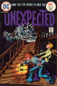 Cover Thumbnail for The Unexpected (DC, 1968 series) #164