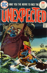 Cover Thumbnail for The Unexpected (DC, 1968 series) #165