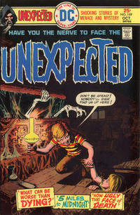 Cover Thumbnail for The Unexpected (DC, 1968 series) #169