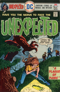 Cover Thumbnail for The Unexpected (DC, 1968 series) #171