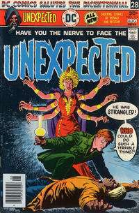 Cover Thumbnail for The Unexpected (DC, 1968 series) #174
