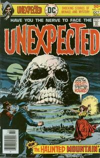 Cover Thumbnail for The Unexpected (DC, 1968 series) #175