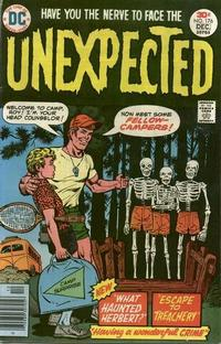 Cover Thumbnail for The Unexpected (DC, 1968 series) #176