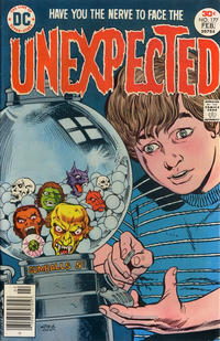Cover Thumbnail for The Unexpected (DC, 1968 series) #177