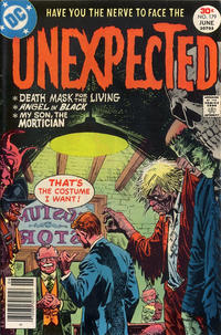 Cover Thumbnail for The Unexpected (DC, 1968 series) #179