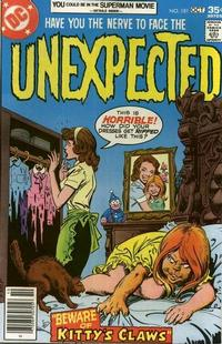 Cover Thumbnail for The Unexpected (DC, 1968 series) #181
