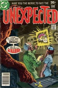 Cover Thumbnail for The Unexpected (DC, 1968 series) #182