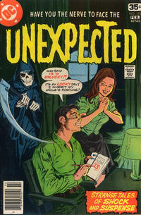 Cover Thumbnail for The Unexpected (DC, 1968 series) #183