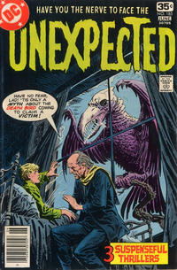 Cover Thumbnail for The Unexpected (DC, 1968 series) #185