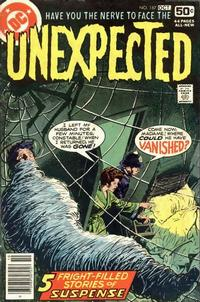 Cover Thumbnail for The Unexpected (DC, 1968 series) #187