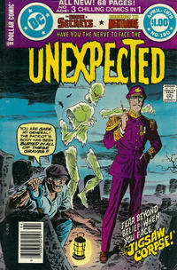 Cover Thumbnail for The Unexpected (DC, 1968 series) #190