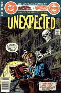 Cover Thumbnail for The Unexpected (DC, 1968 series) #193