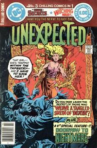 Cover Thumbnail for The Unexpected (DC, 1968 series) #195