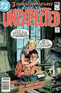 Cover Thumbnail for The Unexpected (DC, 1968 series) #197