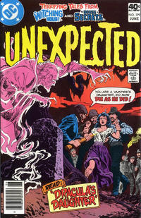 Cover Thumbnail for The Unexpected (DC, 1968 series) #199