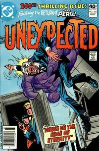 Cover Thumbnail for The Unexpected (DC, 1968 series) #200