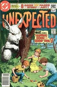 Cover Thumbnail for The Unexpected (DC, 1968 series) #202