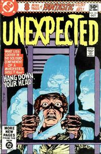 Cover Thumbnail for The Unexpected (DC, 1968 series) #203 [Direct Sales]