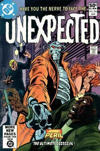Cover Thumbnail for The Unexpected (DC, 1968 series) #206 [Direct Sales]