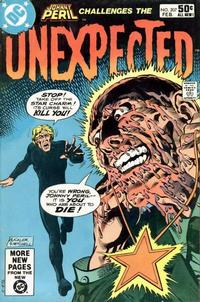 Cover Thumbnail for The Unexpected (DC, 1968 series) #207 [Direct Sales]