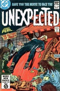 Cover Thumbnail for The Unexpected (DC, 1968 series) #208 [Direct]