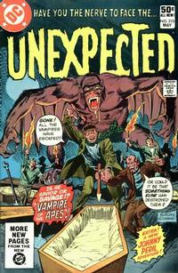 Cover Thumbnail for The Unexpected (DC, 1968 series) #210 [Direct]