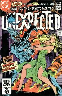 Cover Thumbnail for The Unexpected (DC, 1968 series) #211 [Direct]