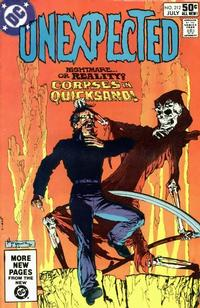 Cover Thumbnail for The Unexpected (DC, 1968 series) #212 [Direct]