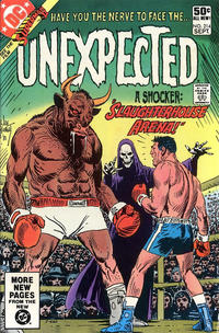 Cover Thumbnail for The Unexpected (DC, 1968 series) #214 [Direct]
