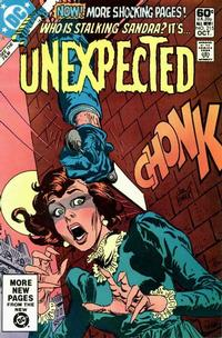 Cover Thumbnail for The Unexpected (DC, 1968 series) #215 [Direct]