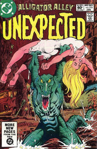 Cover Thumbnail for The Unexpected (DC, 1968 series) #218 [Direct]