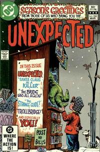Cover Thumbnail for The Unexpected (DC, 1968 series) #220 [Direct]