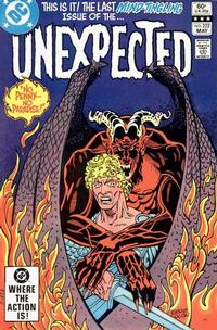 Cover Thumbnail for The Unexpected (DC, 1968 series) #222 [Direct Sales]