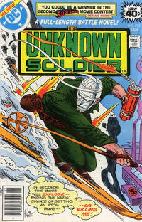 Cover Thumbnail for Unknown Soldier (DC, 1977 series) #223