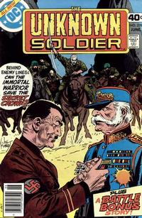 Cover Thumbnail for Unknown Soldier (DC, 1977 series) #228