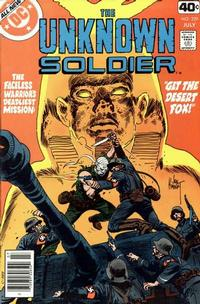 Cover Thumbnail for Unknown Soldier (DC, 1977 series) #229