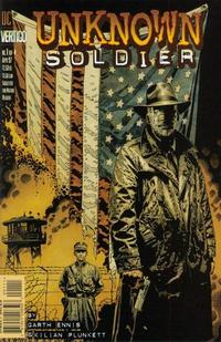 Cover Thumbnail for Unknown Soldier (DC, 1997 series) #1