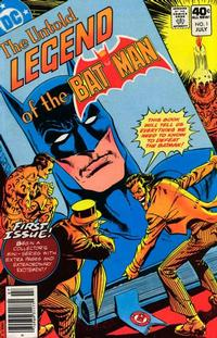 Cover Thumbnail for The Untold Legend of the Batman (DC, 1980 series) #1