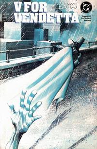Cover Thumbnail for V for Vendetta (DC, 1988 series) #7