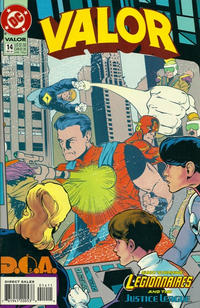 Cover Thumbnail for Valor (DC, 1992 series) #14