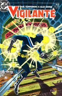 Cover Thumbnail for The Vigilante (DC, 1983 series) #16