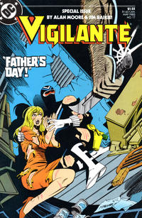Cover Thumbnail for The Vigilante (DC, 1983 series) #17