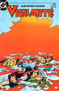 Cover Thumbnail for The Vigilante (DC, 1983 series) #18