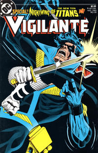 Cover Thumbnail for The Vigilante (DC, 1983 series) #20