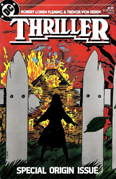 Cover for Thriller (DC, 1983 series) #2