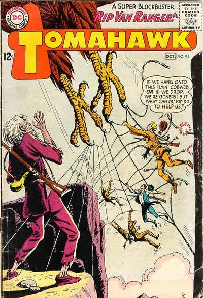 Cover for Tomahawk (DC, 1950 series) #94