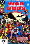 Cover for War of the Gods (DC, 1991 series) #1