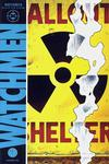 Cover for Watchmen (DC, 1986 series) #3