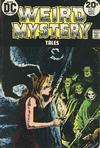 Cover for Weird Mystery Tales (DC, 1972 series) #8